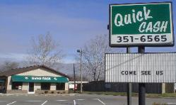 Carbondale Quick Cash store